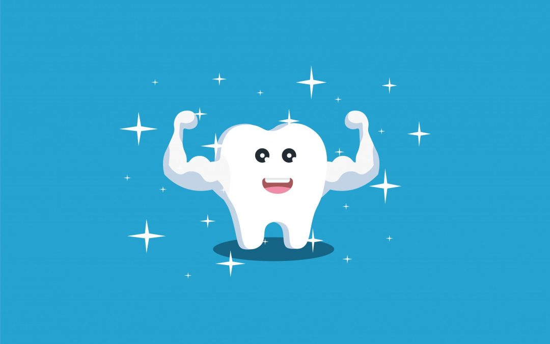 Learn ways how to strengthen teeth