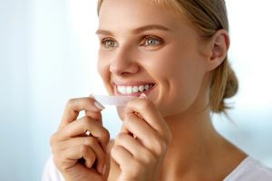 average cost of teeth whitening strip