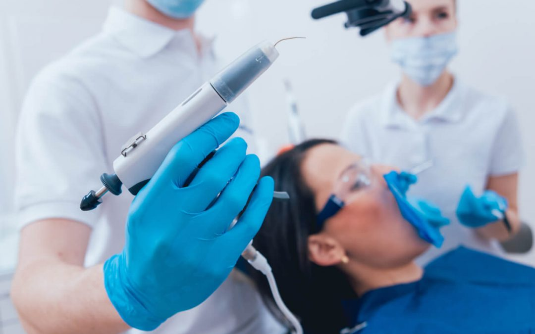 Perfect anesthesia for dental surgery