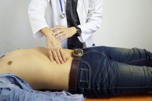 physical examination for appendicitis