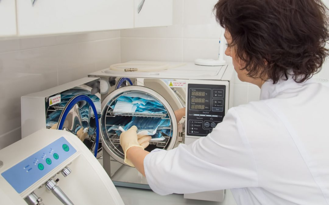 Getting started with dry heat autoclaves